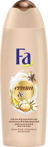 FA CREAM & OIL COCO OIL & CACAOBUTTER SHOWER & BATH DOUCHEGEL FLACON 750 ML