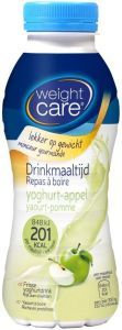 WEIGHT CARE DRINKMAALTIJD YOGHURT-APPEL FLESJE 330 ML