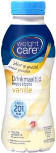 WEIGHT CARE DRINKMAALTIJD VANILLE FLESJE 330 ML