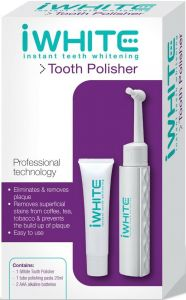 IWHITE TOOTH POLISHER SET 1 STUK