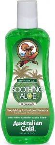 AUSTRALIAN GOLD SOOTHING ALOE AFTER SUN GEL FLACON 237 ML