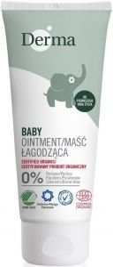 DERMA ECO BABY OINTMENT SOOTHING CREME TUBE 100 ML