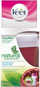 VEET EASY WAX NATURAL INSPIRATIONS ELEKTRISCHE ROLLER SENSITIVE SKIN NAVULLING PAK 1 STUK