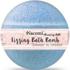NACOMI FIZZING BATH BOMB SUMMER IN GREECE BATH BALL 130 GRAM