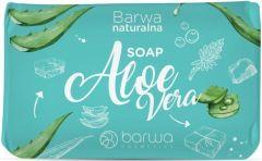 BARWA ALOE VERA SOAP ZEEP WIKKEL 100 GRAM