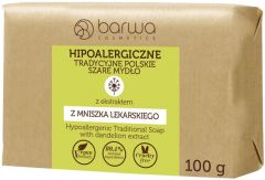 BARWA HYPOALLERGENIC TRADITIONAL POLISH SOAP MEDICAL ZEEP WIKKEL 100 ML