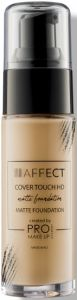 AFFECT COVER TOUCH HD 3 MATTE FOUNDATION POMP 27 ML