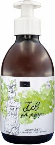 LAQ HAPPY SOAPS SHOWER GEL KIWI AND GRAPES EXTRACT DOUCHEGEL POMP 300 ML