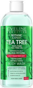 EVELINE BOTANIC EXPERT TEA TREE BODY WASH DOUCHEGEL FLACON 400 ML