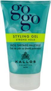 KALLOS GOGO STYLING GEL TUBE 125 ML