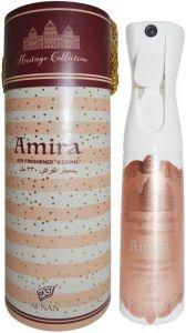 AFNAN HERITAGE COLLECTION AMIRA AIR FRESHENER LUCHTVERFRISSER SPUITBUS 300 ML