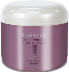 BIOSILK COLOR THERAPY INTENSIVE MASQUE HAARMASKER POT 118 ML