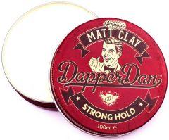 DAPPER DAN STRONG HOLD MATT CLAY BLIK 100 ML