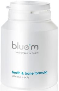 BLUEM TEETH & BONE FORMULA CAPSULES POT 90 STUKS