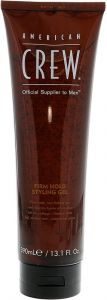 AMERICAN CREW FIRM HOLD STYLING GEL TUBE 390 ML