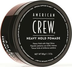 AMERICAN CREW HEAVY HOLD POMADE POT 85 GRAM
