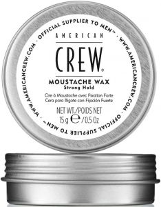 AMERICAN CREW STRONG HOLD MOUSTACHE WAX POTJE 15 GRAM