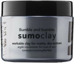 BUMBLE AND BUMBLE SUMOCLAY WORKABLE CLAY FOR MATTE, DRY TEXTURE POT 45 ML