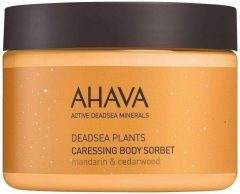 AHAVA DEADSEA PLANTS CARESSING BODY SORBET POT 350 ML