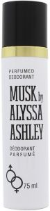 ALYSSA ASHLEY MUSK DEODORANT SPRAY SPUITBUS 75 ML