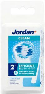 JORDAN CLEAN OPZETBORSTELS PAK 2 STUKS