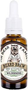 MR. BEAR FAMILY BEARD BREW WILDERNESS BEARD OIL BAARDOLIE DRUPPELAAR 30 ML