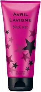AVRIL LAVIGNE BLACK STAR SHOWER GEL DOUCHEGEL TUBE 200 ML