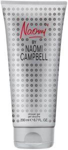 NAOMI CAMPBELL NAOMI SHOWER GEL DOUCHEGEL TUBE 200 ML