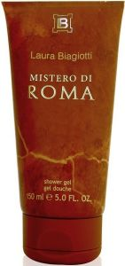 LAURA BIAGIOTTI MISTERO DI ROMA FOR WOMAN SHOWER GEL DOUCHEGEL TUBE 150 ML