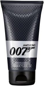 JAMES BOND 007 REFRESHING SHOWER GEL DOUCHEGEL TUBE 150 ML