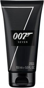 JAMES BOND 007 SEVEN SHOWER GEL DOUCHEGEL TUBE 150 ML