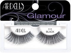 ARDELL GLAMOUR 111 BLACK LASHES NEPWIMPERS 1 PAAR