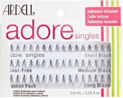 ARDELL ADORE SINGLES COMBO PACK NEPWIMPERS 48 STUKS