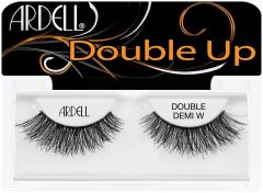 ARDELL DOUBLE UP DOUBLE DEMI W BLACK LASHES NEPWIMPERS 1 PAAR