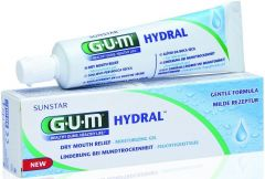 GUM HYDRAL MOISTURIZING GEL TUBE 50 ML