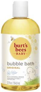 BURT'S BEES BABY ORIGINAL BUBBLE BATH BADSCHUIM FLACON 350 ML