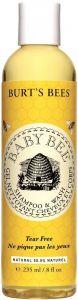 BURT'S BEES BABY SHAMPOO & BODY WASH FLACON 235 ML