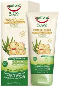 EQUILIBRA BABY SOOTHING WATER PASTE TUBE 100 ML