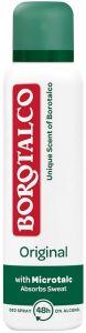 BOROTALCO ORIGINAL DEODORANT SPRAY SPUITBUS 150 ML