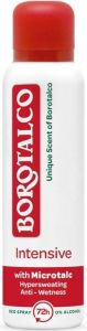 BOROTALCO INTENSIVE DEODORANT SPRAY SPUITBUS 150 ML