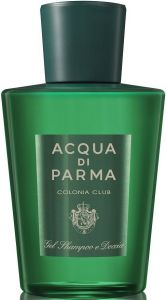 ACQUA DI PARMA COLONIA CLUB HAIR & SHOWER GEL DOUCHEGEL FLACON 200 ML