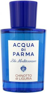 ACQUA DI PARMA BLU MEDITERRANEO CHINOTTO DI LIGURIA EDT FLES 75 ML