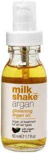 MILK SHAKE ARGAN GLISTENING ARGAN OIL POMP 50 ML