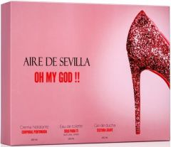 AIRE DE SEVILLA OH MY GOD GESCHENKSET 1 STUK