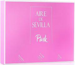 AIRE DE SEVILLA PINK GESCHENKSET 1 STUK