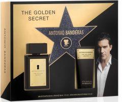 ANTONIO BANDERAS THE GOLDEN SECRET GESCHENKSET 1 STUK