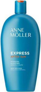 ANNE MOLLER EXPRESS BODY EMULSION AFTERSUN FLACON 400 ML