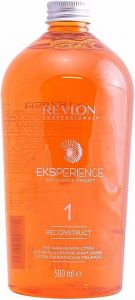 REVLON PROFESSIONAL EKSPERIENCE RECONSTRUCT PRE-WASH KERATIN LOTION HAARLOTION FLACON 500 ML