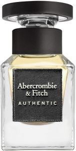 ABERCROMBIE & FITCH AUTHENTIC MAN EDT FLES 50 ML