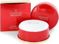 ELIZABETH ARDEN RED DOOR PERFUMED BODY POWDER POT 150 GRAM